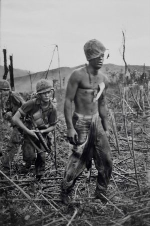 Battle of Hill 811, near Khe Sanh, South Vietnam, 1967.