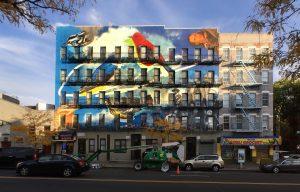 Audubon Mural Project. Endangered Harlem, por Gaia