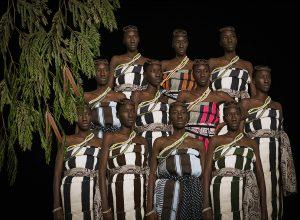 Ornar Víctor Diop: La Guerra de las Mujeres, Nigeria (1929)