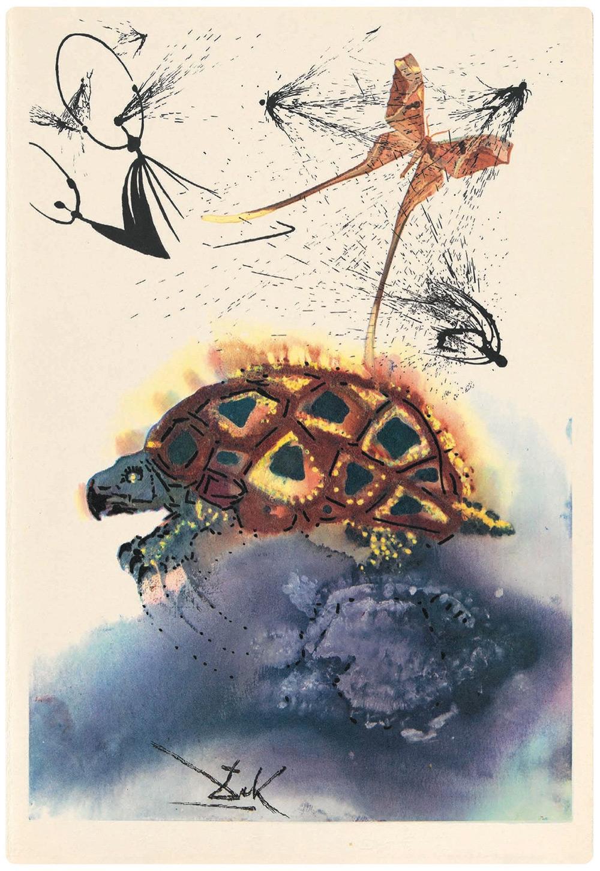 Dalí y Alicia en el País de las Maravillas 10
