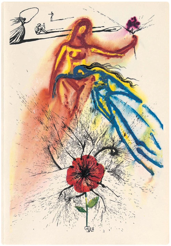 Dalí y Alicia en el País de las Maravillas 12