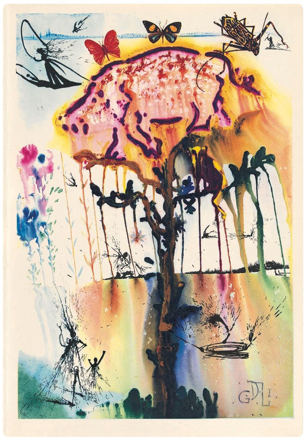Dalí y Alicia en el País de las Maravillas 7
