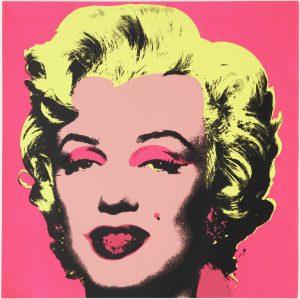 Andy Warhol - Marilyn Monroe (1967)