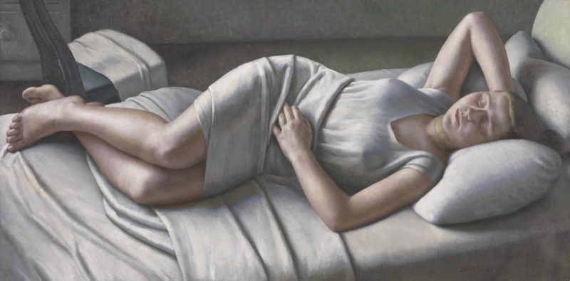 Morning (1926). Dod Procter (1892-1972). Presented by the Daily Mail 1927
