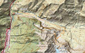 Itinerario Ibón de Iserías