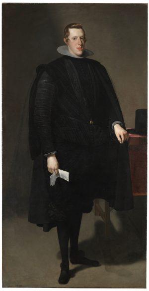 Diego Velázquez Felipe IV