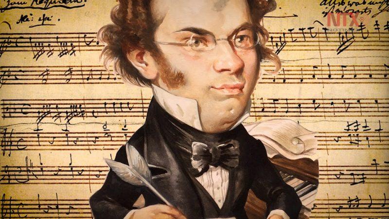 Sinfonía nº 8 en si menor, Incompleta, de Franz Schubert