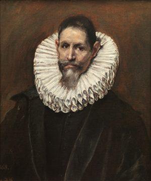 El Greco-El licenciado Jerónimo de Cevallos
