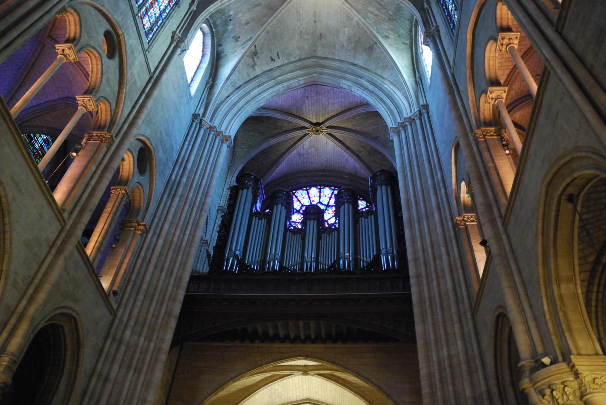 Notre Dame. Coro