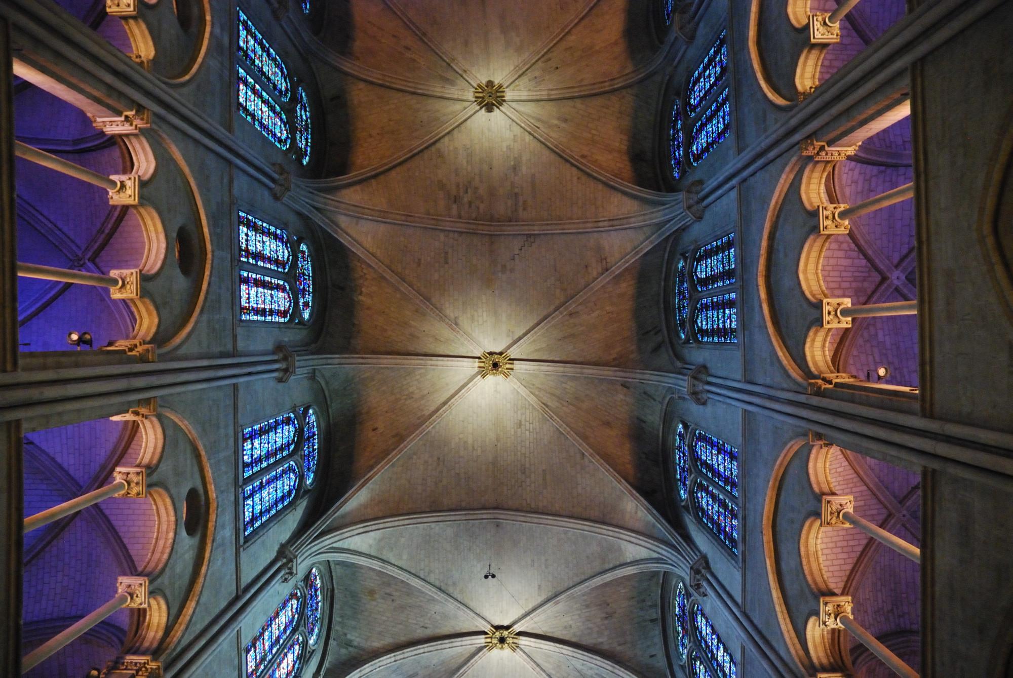 Notre Dame. Bóveda