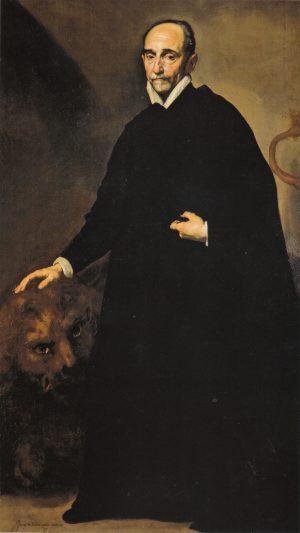 José de Ribera_Retrato de un jesuita