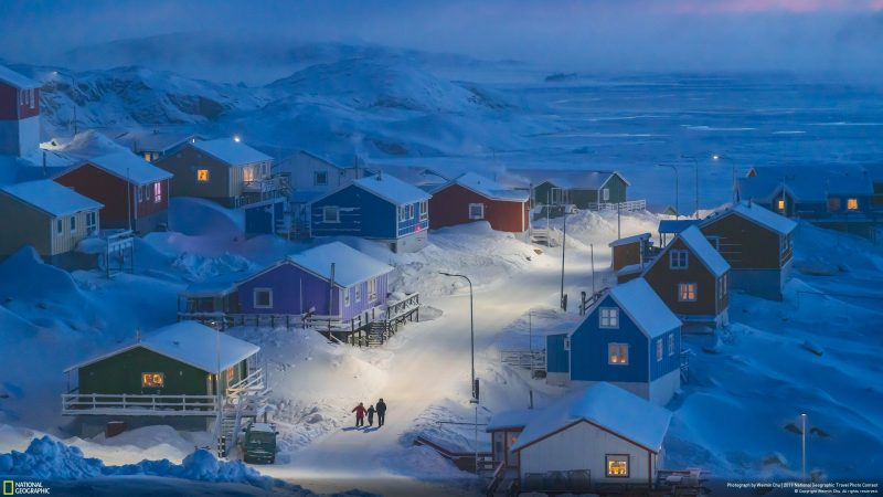 Weimin Chu: Greenlandic Winter