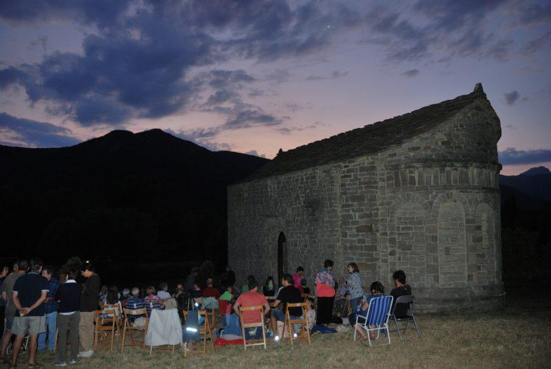 Concierto en san Juan de Busa ofrecido por Los Músicos de Acumuer