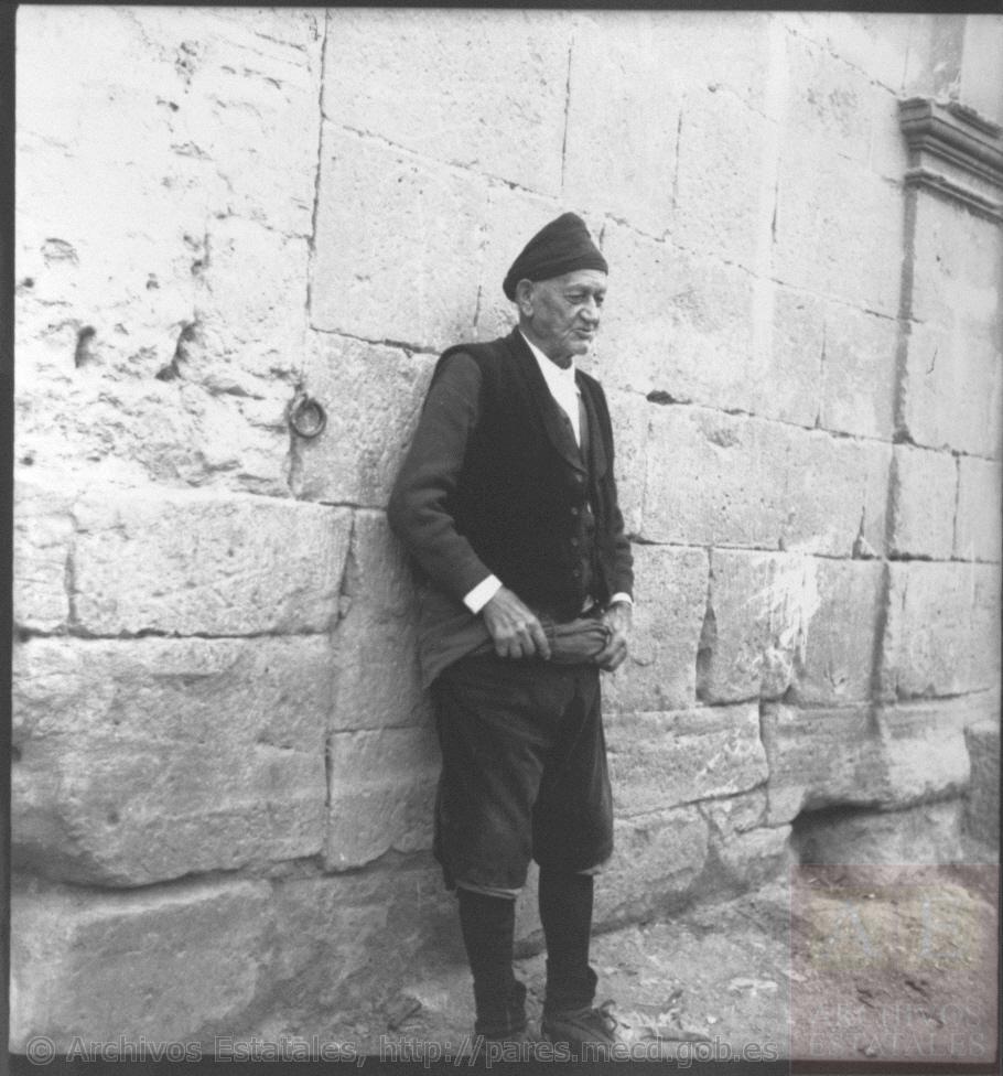 Campesino aragonés