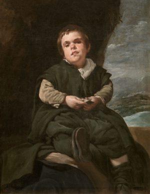 Diego Velázquez: El Niño de Vallecas