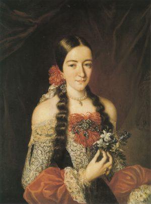 Claudio Coello (1642-1693): Doña Nicolasa Manrique, ca. 1690-1692