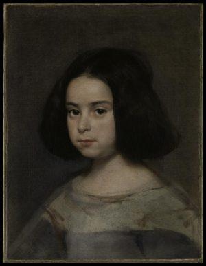 Diego Velázquez Retrato de un niño
