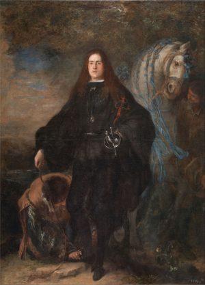Juan Carreño de Miranda (1614-1685): El duque de Pastrana, ca. 1666.