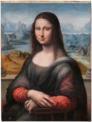 La Gioconda del Museo del Prado