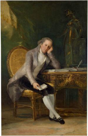 Goya_Gaspar Melchor de Jovellanos