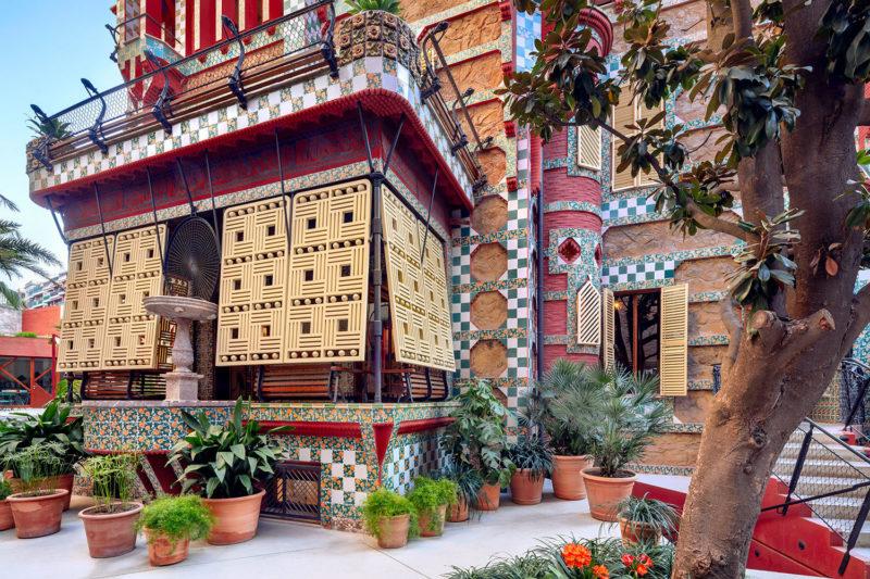 Casa Vicens de Gaudí. Fotografía: David Cardalús.