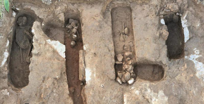 Necrópolis bizantina en San Francisco Javier (Formentera, Baleares)
