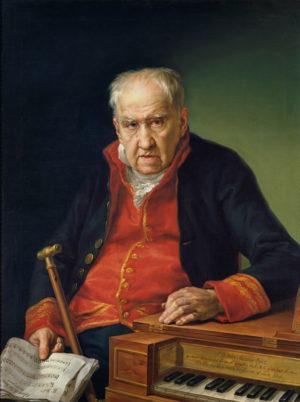 Vicente López (1772-1850): Félix Antonio Máximo López, 1820.