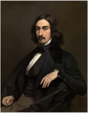 Federico de Madrazo (1815-1894): Carlos Luis de Ribera, 1839.