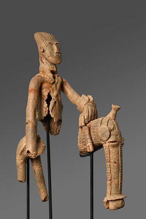 Equestrian. 3rd–10th century