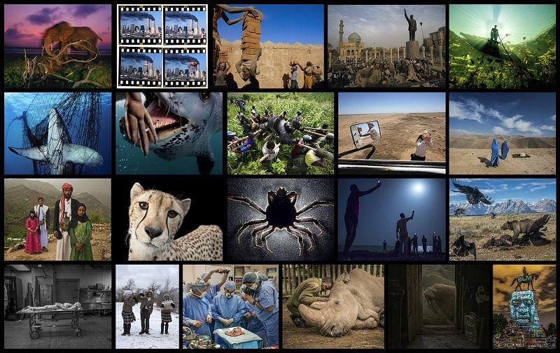 Imágenes que atrapan al siglo XXI
