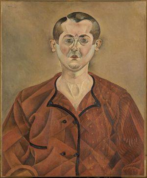 Joan Miró (1893-1983): Autorretrato, 1919.