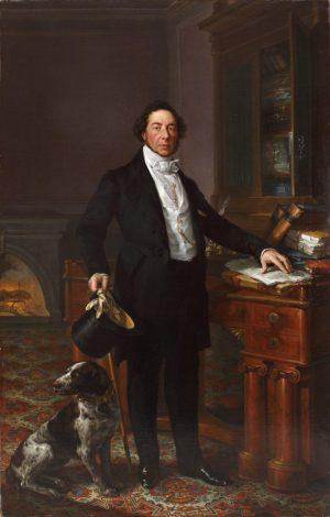 Vicente María López Portaña (1772-1850): El Marqués de Remisa (1844)