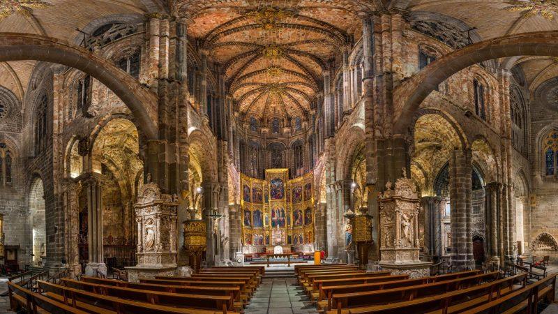 La Catedral de Ávila