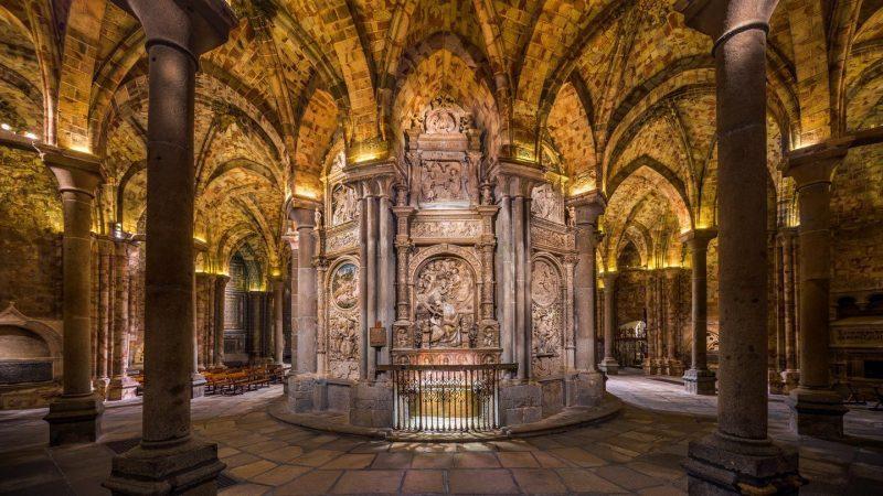 Catedral de Ávila: La Girola