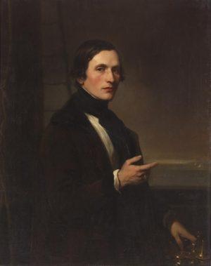 Federico de Madrazo y Küntz (1815-1894): El marino Sánchez, 1842.