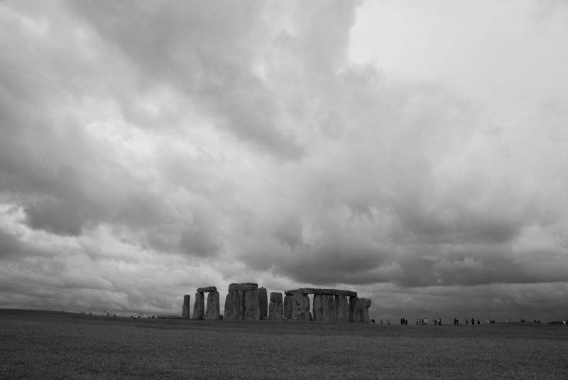 Localización: Stonehenge (Inglaterra) - Fecha: 6/9/2008 - Cámara: Nikon D80 - Distancia focal (DX): 18 mm - Diafragma: f/9 - Velocidad de obturación: 1/160s - Sensibilidad ISO: 200.