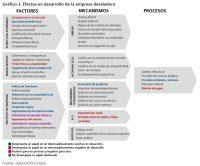 Gráfico 3. Efectos en desarrollo de la empresa desaladora