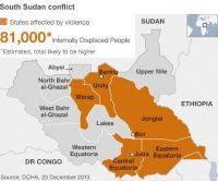 Sudán del Sur: un conflicto interminable