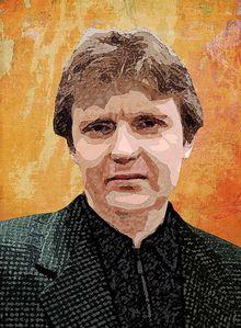 Alexander Litvinenko. Illustration by Greg Groesch/The Washington Times