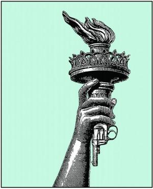 Usos y abusos de las armas en EEUU
