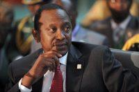 President Uhuru Kenyatta. Credit Pius Utomi Ekpei/Agence France-Presse — Getty Images
