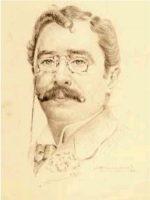 Retrato de Mariano de Cavia
