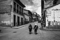 The share of Cañar's people leaving the country is greater than that of any other district in Ecuador. While the costs of migration can be high, for women there are many benefits. Credit Bear Guerra.