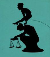 Es rentable desobedecer a la Justicia