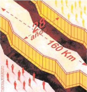 Muro de Berlín, 25 años después