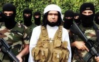 Shakir Wahiyib is a feared enforcer for the Islamic State who does not cover up his face in videos of his killings