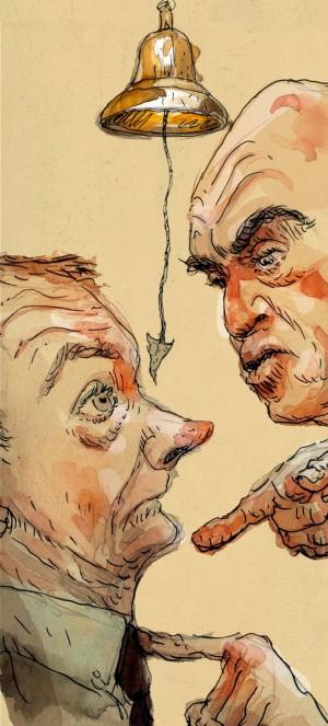 Bankia Guindos hace temblar a la CNMV y al Banco de España