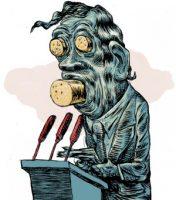Silencios cómplices y corrupción