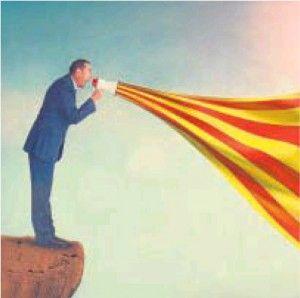 La colonización interior de Cataluña