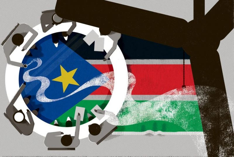 Sanctions for Peace in South Sudan